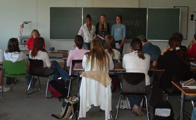 En el ciclo escolar 2013-2014, uno de cada cinco estudiantes internacionales eligieron a Estados Unidos como destino para continuar su educación. (mcdonogh.org)