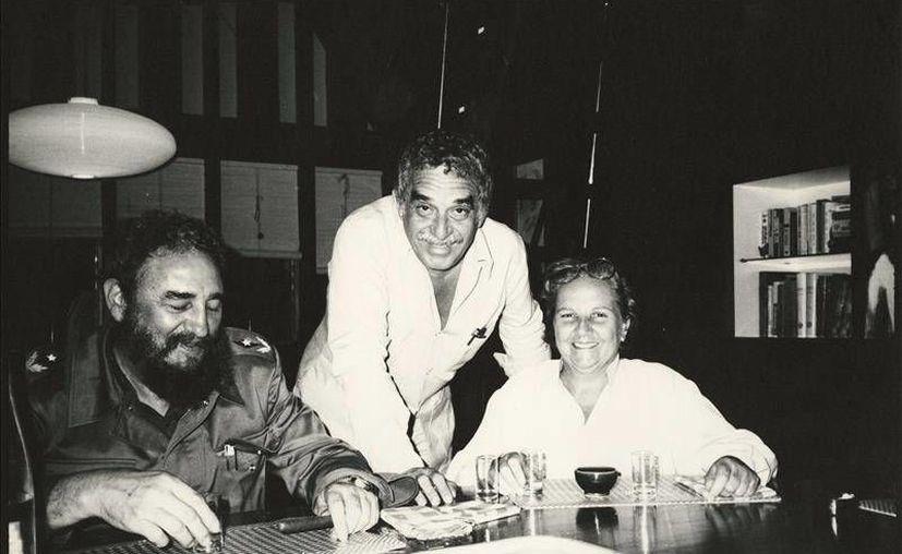 La Universidad de Texas abrió el archivo del escritor colombiano  Gabriel García Márquez y subió los primeros documentos en su portal de internet. (EFE)