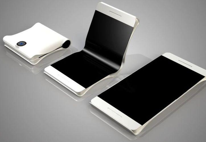 Apple no es la única compañía que está buscando hacer teléfonos con estas características. (Apple5x1)