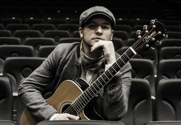 El cantante Miguel Inzunza se presentará en Playa del Carmen. (Milenio Novedades)