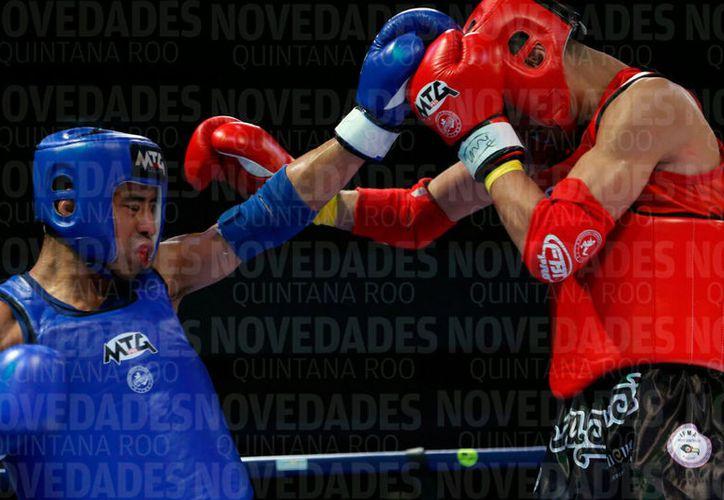 Los mexicanos supieron sacar la casta y dejar en alto al deporte nacional. (Ángel Villegas/SIPSE)
