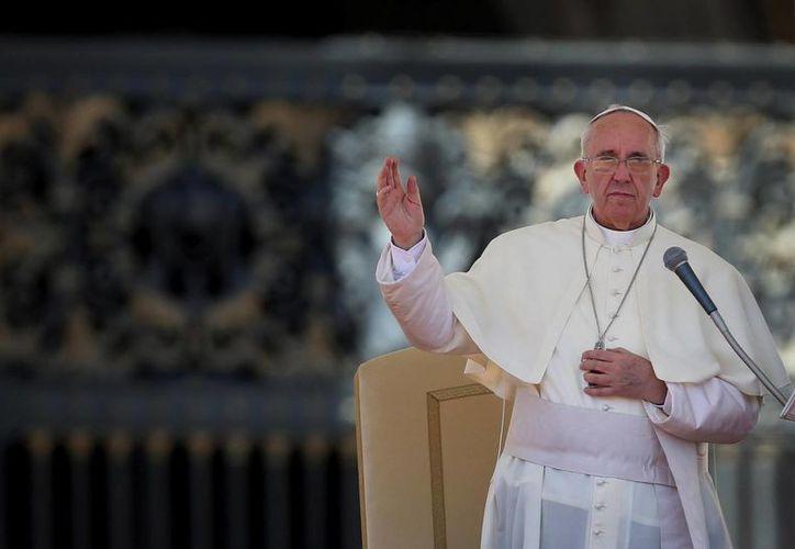 Ante la crisis en Siria el Papa Francisco convocó a una jornada mundial de oración y ayuno por la paz para el 7 de septiembre. (EFE)