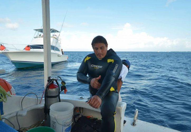 Cozumel será sede evento de buceo adaptado en diciembre. (Gustavo Villegas/SIPSE)