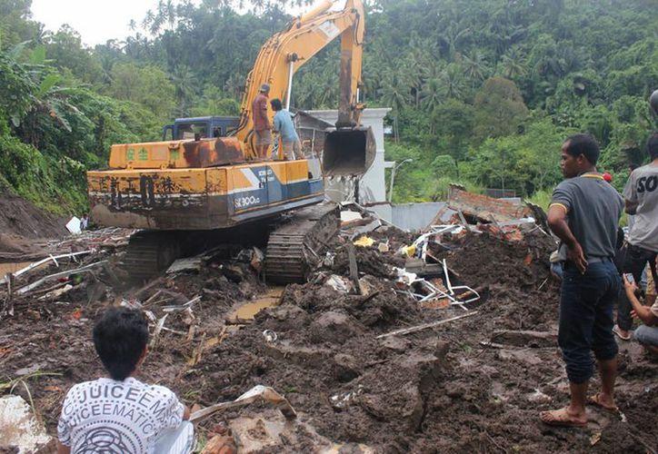 Al menos quince personas han fallecido por el temporal. (Agencias)