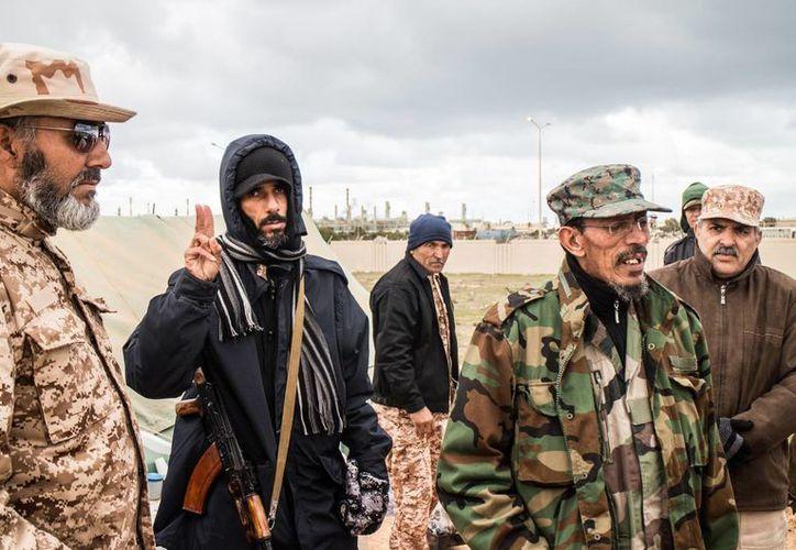 La situación política, económica y militar es ahora inmanejable en Libia. (Notimex)