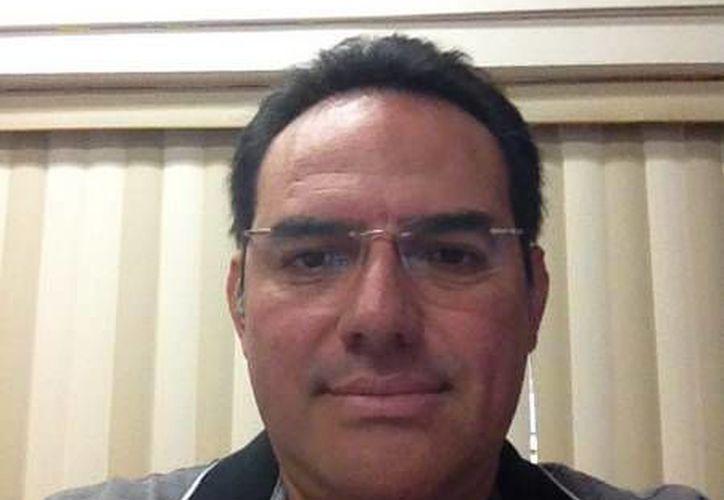 Jaime Manuel Zetina González, recaudador de Rentas de Cancún. (Redacción/SIPSE)