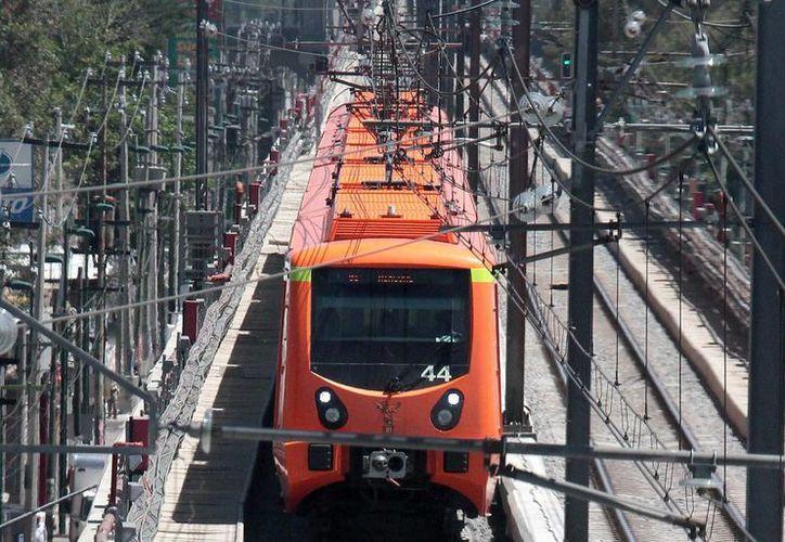 La Línea 12 del Metro de la Ciudad de México requirió una inversión de más de 24 mil millones de pesos. (Notimex)