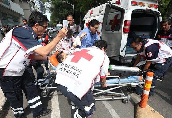 Mario Wicab Echavarría golpeó y arrojó ácido muriático a su esposa tras haberla encontrado con otro hombre. (Foto de archivo tomada de excelsior.com.mx)
