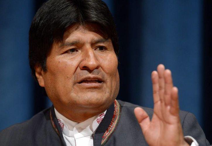 """El aeropuerto de Oruro ya no se llamaría """"Juan Mendoza"""" sino """"Evo Morales"""". (EFE/Archivo)"""