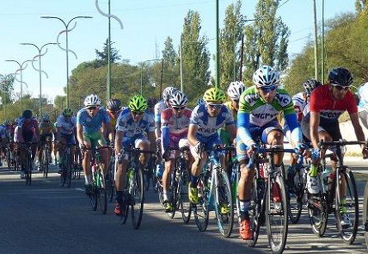Todo listo para que arranque el Campeonato Panamericano de Ciclismo de Ruta. (ciclismosanluis.com)