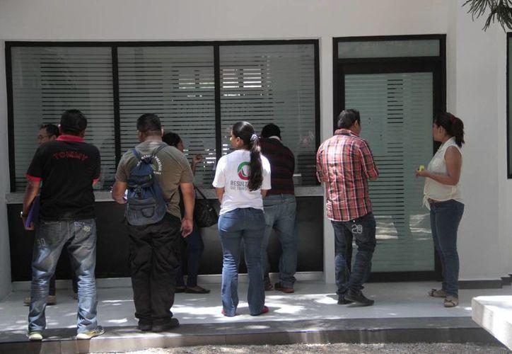 Los ciudadanos que quieran información sobre el ayuntamiento, deben solicitarlo por escrito o mediante un oficio ante la Uvtaip. (Tomás Álvarez/SIPSE)