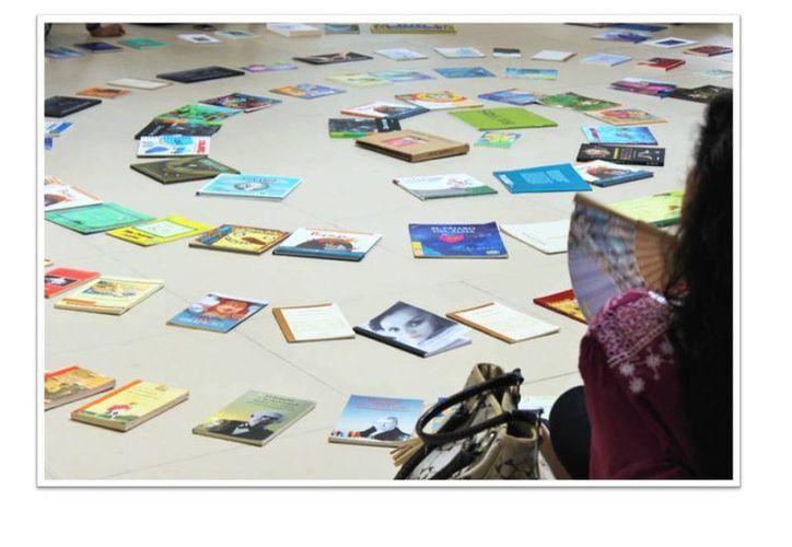 Lectura, cuentos y música, incluye el programa. (Alejandra Flores/SIPSE)
