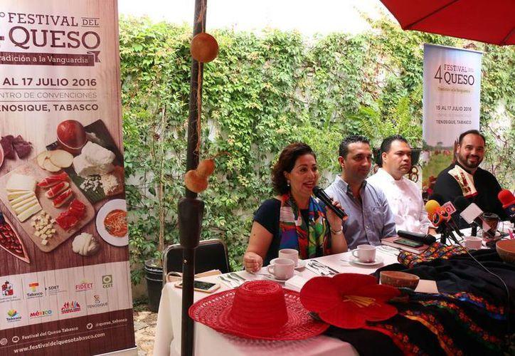 Invitan al Festival del Queso Artesanal, en Tenosique, Tabasco donde se vinculará a 150 productores de queso artesanal con restaurantes locales (Archivo/SIPSE).