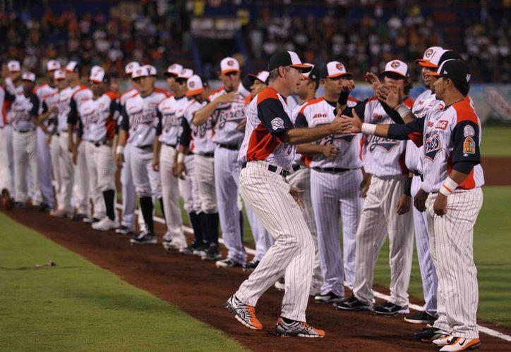 Tigres de Quintana Roo se prepara para la campaña 2016 de la Liga Mexicana de béisbol. (Contexto/Internet)