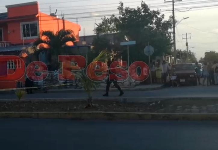 Los hechos ocurrieron entre la avenida Talleres y Ruta 5. (Redacción/SIPSE)