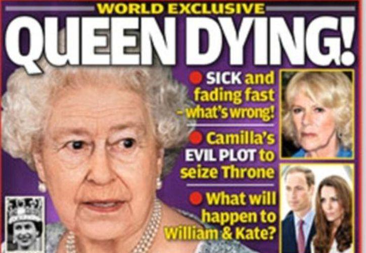 El Palacio de Buckingham no ha emitido ninguna declaración al respecto. (dailymail.co.uk)