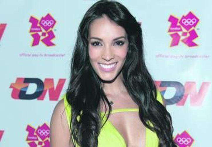 """La ex reina de belleza, Carolina Morán, es la protagonista de de la película """"Viajes de Esperanza"""" que se estrenará el 5 de noviembre. (Foto/Internet)"""