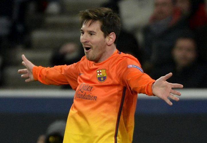 Jorge Messi calificó como una locura la idea de que 'Lio' juegue con el conjunto argentino. (Foto: EFE)