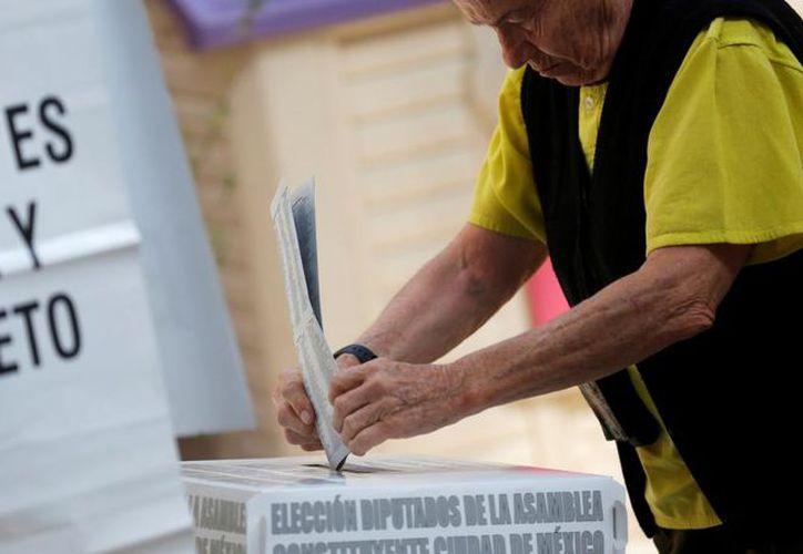 El Gobierno del Estado de Puebla se apega a las disposiciones en materia electoral. (Reuters)