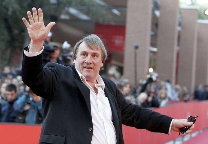 """Gérard Depardieu saltó a la fama mundial por su papel protagónico en """"Cyrano de Bergerac"""". (Archivo/AP)"""