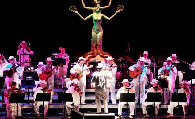 Con un concierto de la Orquesta Típica Yukalpetén se inaugurará el Otoño Cultural 2019 (Foto: redes sociales).