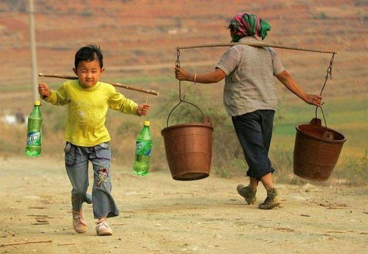 El despegue económico en China ha recrudecido algunas desigualdades sociales. (Archivo/Reuters)