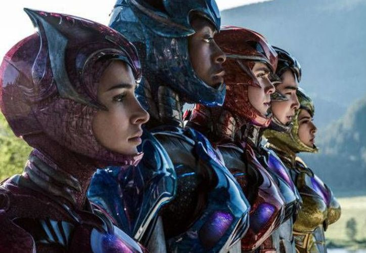 Los fans los héroes tienen muchas expectativas acerca de la nueva película de los 'Power Rangers', la cual se estrenará en 2017.(Foto tomada de IMDb)