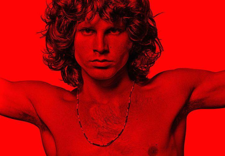 Jim Morrison era cantante del grupo  The Doors. (milenio.com)