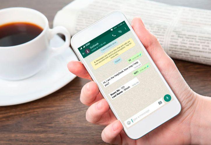 En caso que algún contacto solicite alguna ayuda para abrir un enlace por SMS, no lo hagan y repórtenlo. (Foto: Contexto)