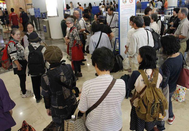 Brindarán seguridad a los turistas durante su estadía en el destino turístico. (Luis Soto/SIPSE)