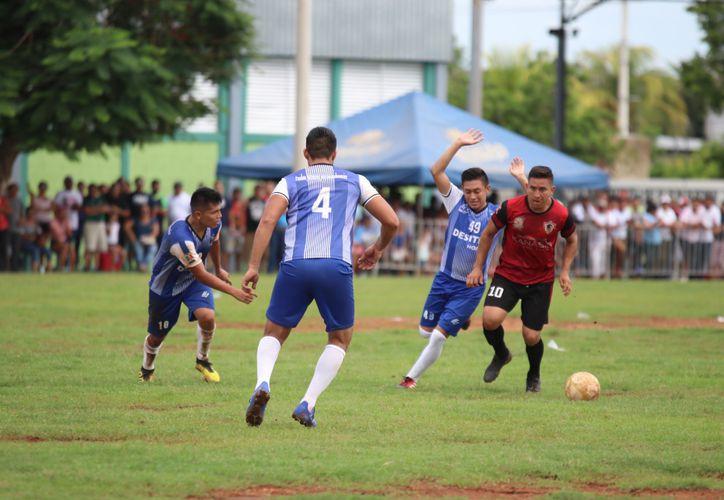 Los Potros avanzaron gracias a su mejor posición en la tabla general. (Foto: Daniel Sandoval/Novedades Yucatán)