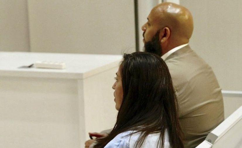Ana Marilú Reyna se unió al islam y conoció a su esposo de origen marroquí. (AP)