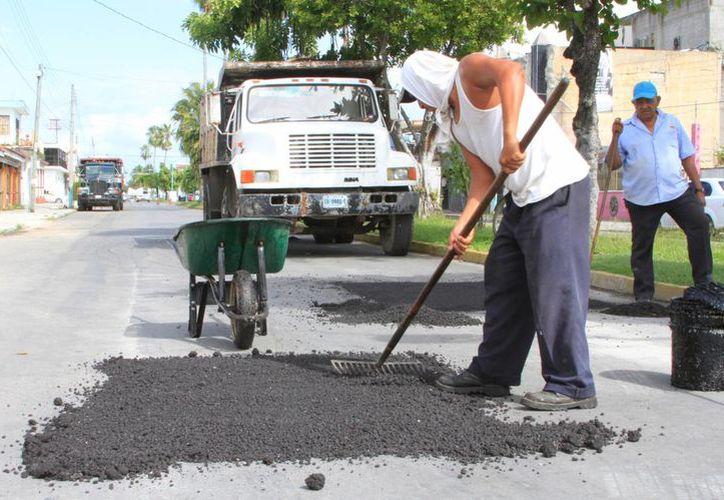 En enero comenzarán los trabajos en avenida Benito Juárez. (Ángel Castilla/SIPSE)