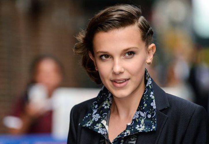 La joven actriz quiere a un actor de la talla de DiCaprio a su lado en pantalla. (Foto: Contexto/Internet)