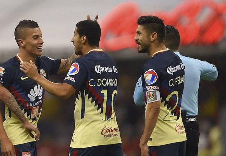 El América tendrá una prueba complicada el próximo sábado en la cancha del Estadio Azteca. (Mexsport)