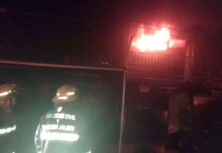 Los lesionados fueron trasladados a la clínica 14 de IMSS Jalisco. (Notimex)