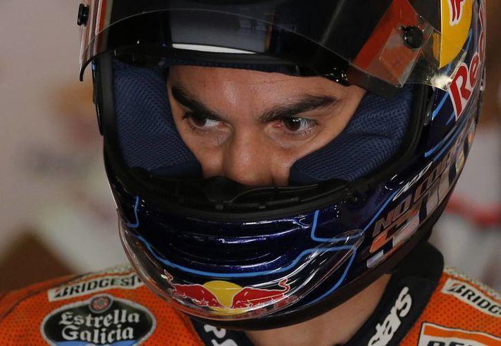 Márquez comenzó su defensa del título al ganar las primeras seis carreras este año. (Foto: AP)