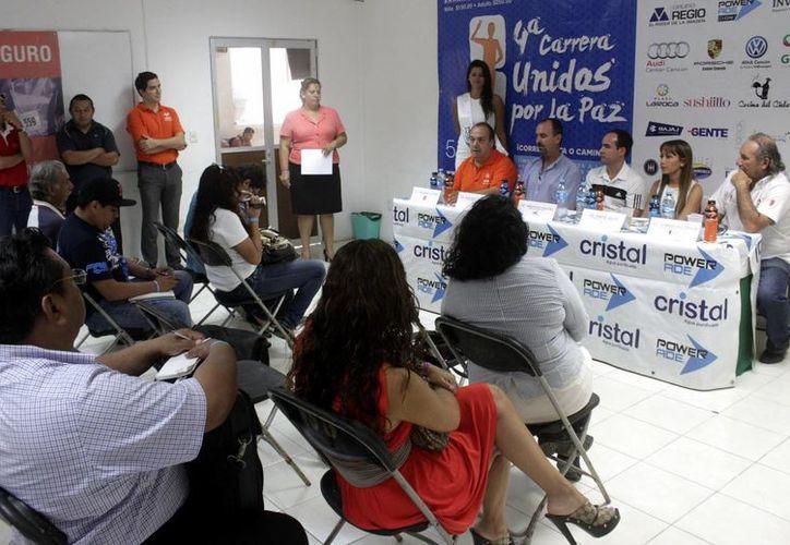La carrera dará inicio frente al palacio municipal y terminará en el punto de inicio en avenida Tulum. (Francisco Gálvez/SIPSE)