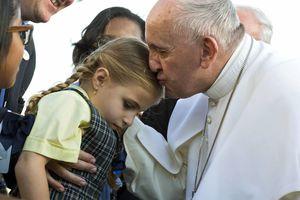 El Papa Francisco, en Nueva York
