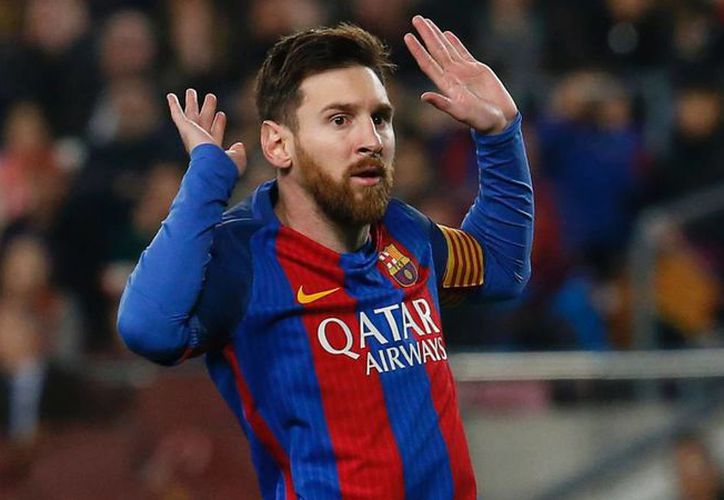 """""""Lo conozco por los equipos que entrenó, los últimos años al (Athletic) Bilbao"""", señaló Messi. (Foto: Contexto/Internet)"""