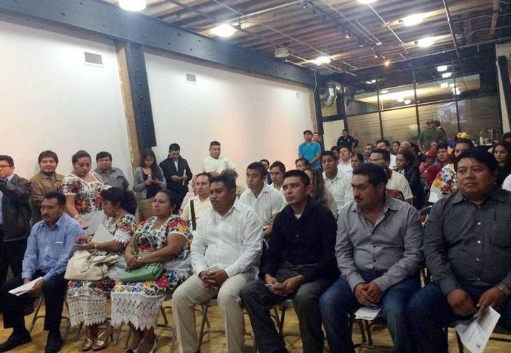 Más de 180 mil yucatecos que radican en Estados Unidos envían miles de dólares en remesas para el Estado. (Milenio Novedades)