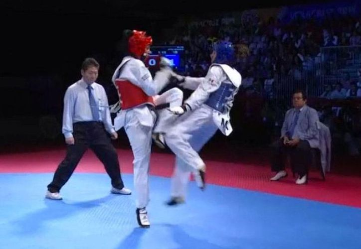 La campeona olímpica arrasó con sus rivales hasta llegar a la final. (Foto: Oficial)