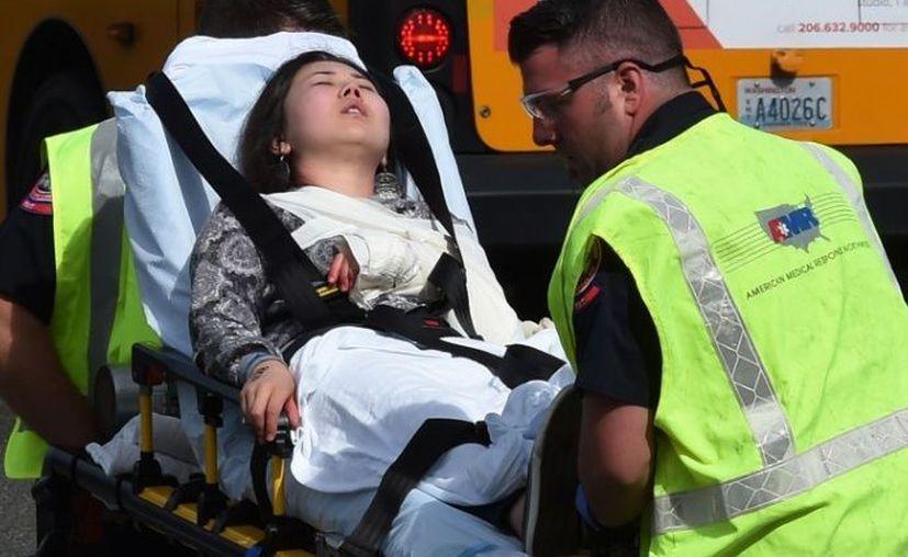 Las autoridades están investigando la causa del incidente. (AFP)