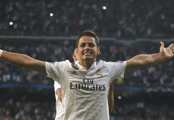 Pese a que con su gol ayudó a Real Madrid a avanzar a semifinales en Champions League, la continuidad de Javier Hernández con el equipo aún está en el aire. (Foto: AP)