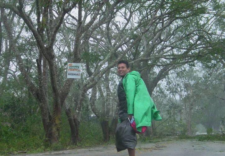 Para el fin de semana se elevarán las probabilidades de lluvia en Yucatán, aunque el calor persistirá.(SIPSE)