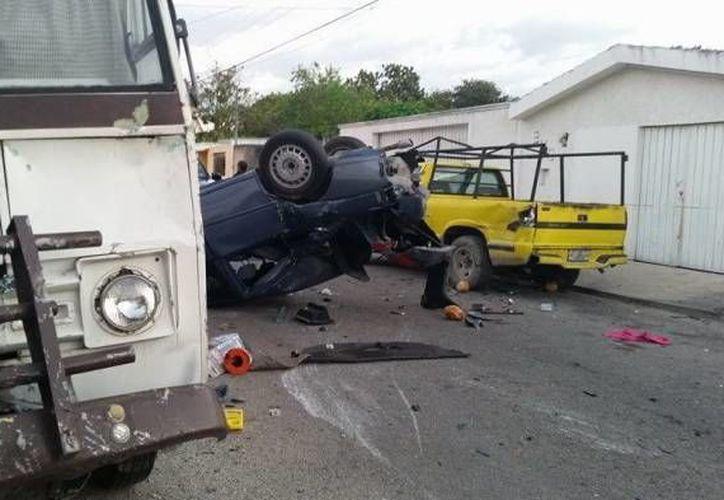 La cifra de muertos en Yucatán se ha elevado a causa de accidentes viales. (Archivo/SIPSE)