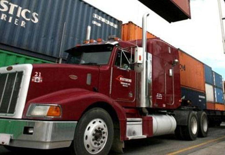 Las exportaciones registran una tasa media anual de crecimiento de 13.3 por ciento. (codiceinformativo.com)