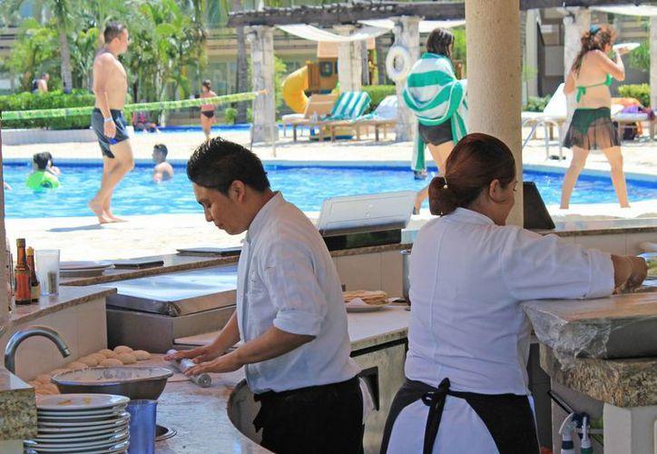 Los trabajadores toman vacaciones en temporada baja. (Jesús Tijerina/SIPSE)