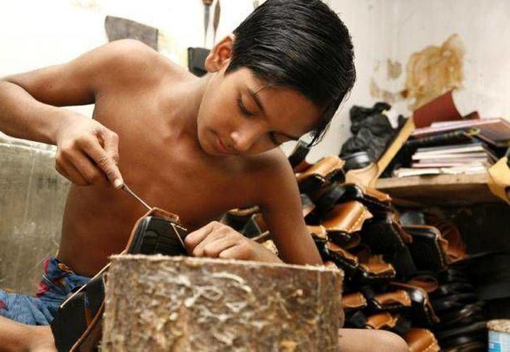 En México trabajan 3 millones 35 mil 466 personas de 5 a 17 años de edad: STPS. (Agencias/Foto de contexto)
