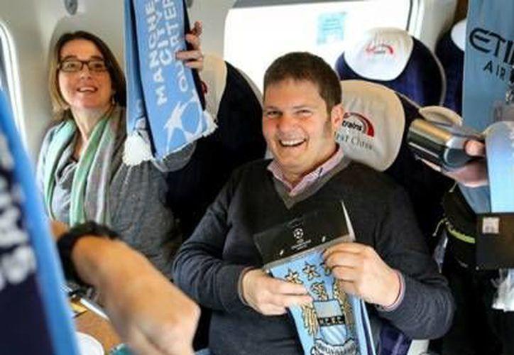 El City Express transportará a aficionados de los Citizens desde Londres hasta Manchester. (Imágenes tomada de mcfc.co.uk)